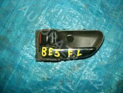 Ручка двери внутренняя Subaru Legacy B4 1999, левая передняя