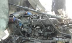 "Установка двигателя (мотора) MAN (ман) на МАЗ ""Зубрёнок"""