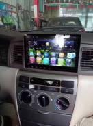 Головное устройство Android . Toyota Corolla (E120) 2000-2006.