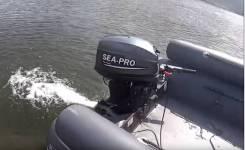 Лодка Абакан 430 JET + Sea-Pro 40 Водомет