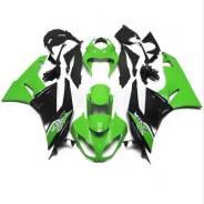 Пластик новый комплект на Kawasaki Ninja ZX-6R 636 09-12