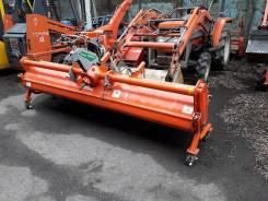 Фреза Kubota 248 на мини трактор
