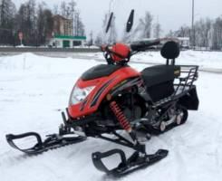 Снегоход Русич 200С, 2018