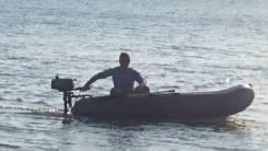 Продаю надувную лодку с мотором