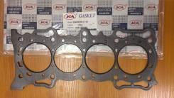 Прокладка головки блока цилиндров. Honda Prelude, BA8, BA9, BB5 Honda Accord, CB3, CB4, CB6, CB7, CB9 Honda Ascot, CB3, CB4 Honda Ascot Innova, CB3, C...