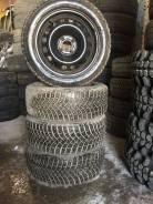 "2503 комплект зимней резины на штампованных дисках. x16"" 4x108.00 ЦО 66,1мм."