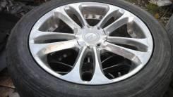 "Диски с резиной(колеса) R20 zinik 20. x20"" 5x114.30 ET-40 ЦО 114,3мм."