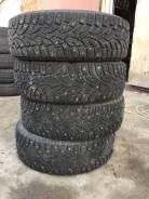 Bridgestone. Зимние, шипованные, 20%