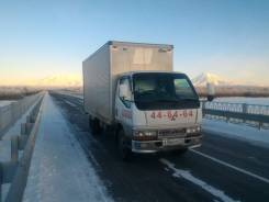 Грузоперевозки по городу и Камчатскому краю