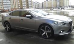Новые литые диски Replica Vossen CV3 Mazda 9.0xR20 5x114.3 ET40 D73.1