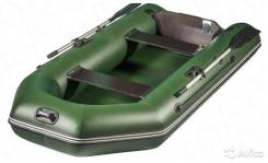 Лодка АКВА 2800 слань