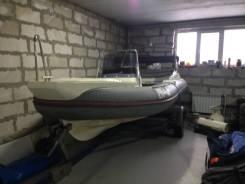 Продам моторную лодку RIB