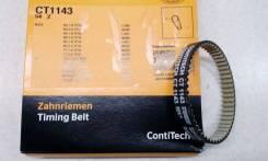 Ремень помпы Contitech CT1143 (В НАЛ. )
