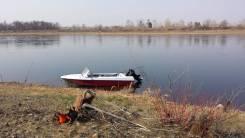 Лодка Казанка 5М3