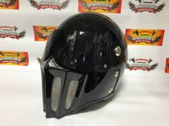 Шлем интеграл TT&CO Thompson Japan JTMS-03B XXL черный