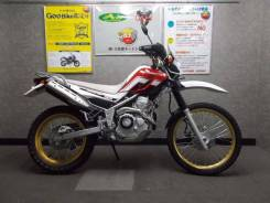 Yamaha Serow 250, 2007