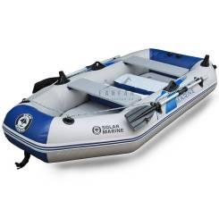 Надувная лодка solar marine ПВХ