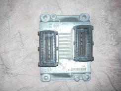 Блок управления двигателем Opel Z12XE