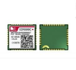 Dual-SIM GSM/GPRS + Bluetooth модуль SIM800C-DS (ЭК)