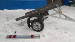 Прицеп для гидроциклов, лодок до 4.8м самосвальный