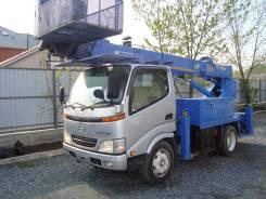 Aichi SH140. Продам автовышку, 5 300куб. см., 14,00м.