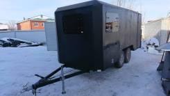 Прицеп дом гараж для перевозки кавадроцикла, снегохода
