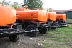 Прицеп цистерна для светлых нефтепродуктов ПЦ-10, 2017