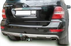Фаркоп Mercedes-Benz M-Класс (ML) W164 2005-2011