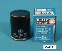 Фильтр масляный С-412 VIC Japan. В наличии! ул Хабаровская 15В