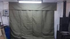 Брезентовые шторы, тенты на заказ и многое другое