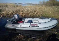 Продам лодку Касатка 335