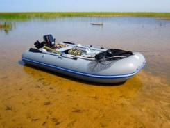Продам лодку Братан 380S