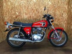 Honda CB 250, 1973