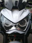 Фара Кавасаки z800 Z250 Ангел глаз линзы Ксеноновые фары модификация