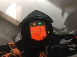 KTM 200 Duke, 2017