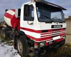 Scania P114CA, 1989