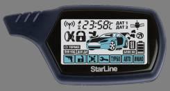 Пульт автосигнализации (брелок) ДУ B6 SL B6, StarLine