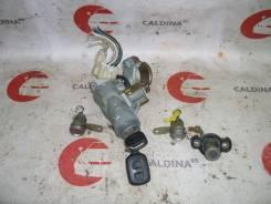 Ключ зажигания, смарт-ключ. Toyota Caldina, AT191, CT190, ST191, ST195, AT191G, CT190G, ST190G, ST191G, ST195G 2C, 2CT, 3SFE, 3SGE, 7AFE