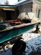Продам лодку Янтарь -2