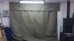 Брезентовые шторы, ПВХ шторы, тенты на заказ и многое другое