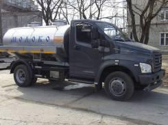 ГАЗ ГАЗон Next C41R13. Молоковоз ГАЗ NEXT цистерна 4.2м3, 100куб. см., 3 760кг., 4x2