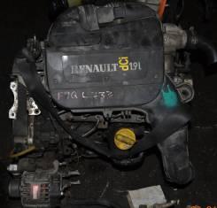 Двигатель в сборе. Renault Megane Renault Scenic F9Q, F9Q730, F9Q731, F9Q732, F9Q733, F9Q734, F9Q736, F9Q738, F9Q744, F9Q800, F9Q803, F9Q870, F9Q872...