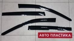 Ветровики дверей Ssang Yong Actyon Sport 2006-2012 комплект