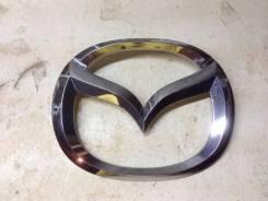 Шильдики с крышки багажника Mazda 3/Axela 03-08