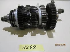 1268) Шестеренки коробки передач с валами Yamaha TDM 850