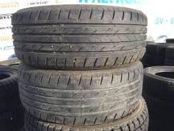 Bridgestone Nextry Ecopia. летние, 2015 год, б/у, износ 30%