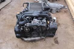 Двигатель в сборе. Subaru Legacy, BL5, BP5 Subaru Legacy B4, BL5 Двигатель EJ20X