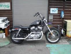 Harley-Davidson Sportster 883 Hugger XLH883, 2002