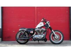 Harley-Davidson Sportster 883 Hugger XLH883, 1993