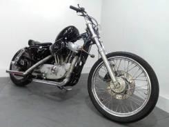 Harley-Davidson Sportster 883 Custom XL883C, 2000